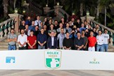 The European Tour announce the launch of the Rolex Series