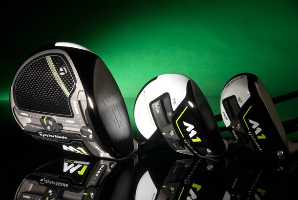 TaylorMade reveal new M1 woods