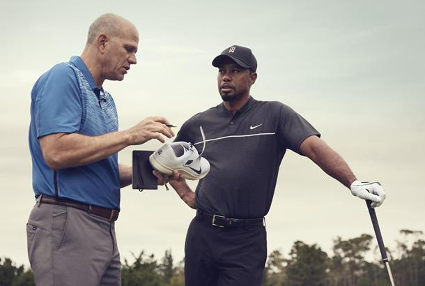 d80aa64a0cb0 The story behind Tiger Woods  new Nike TW  17 shoes