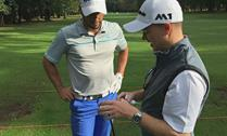 Daryl Evans has worked with some of the world's best players, including Dustin Johnson, Justin Rose and Martin Kaymer