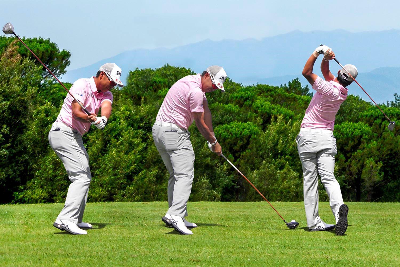 Hideki Matsuyama swing