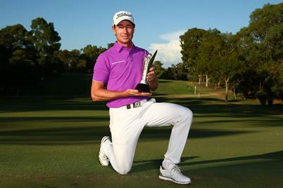 Brett Rumford Wins World Super 6 Perth