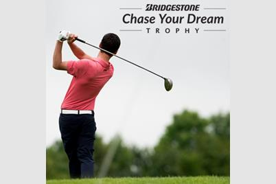 Bridgestone Chase Your Dream Trophy