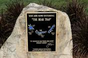 The Bear Trap is consistently voted one of the toughest stretches in golf