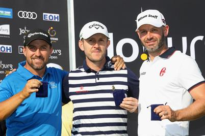 Fichardt Waring and Manley qualify for The Open at Royal Birkdale in July
