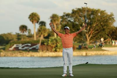 Rickie Fowler wins his 4th PGA Tour title at the Honda Classic