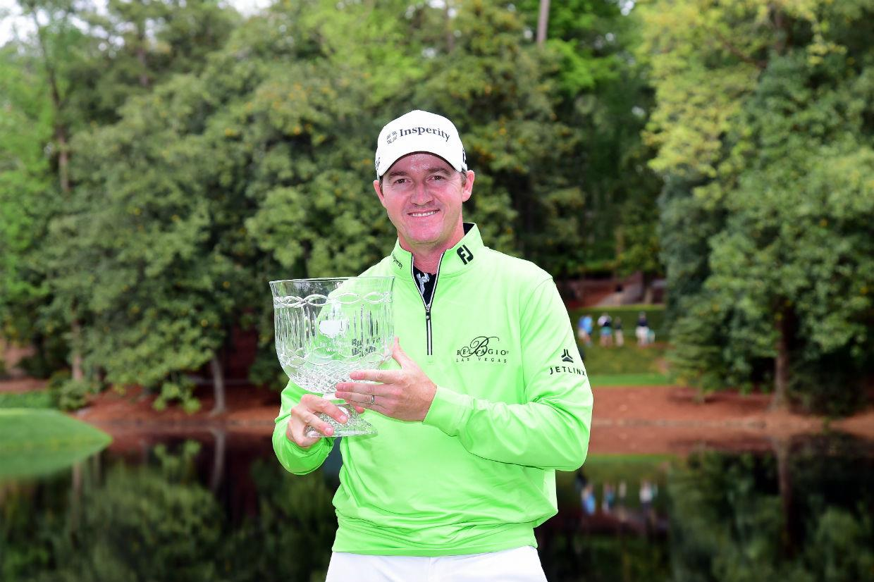 Jimmy Walker won the Par-3 Contest in 2016