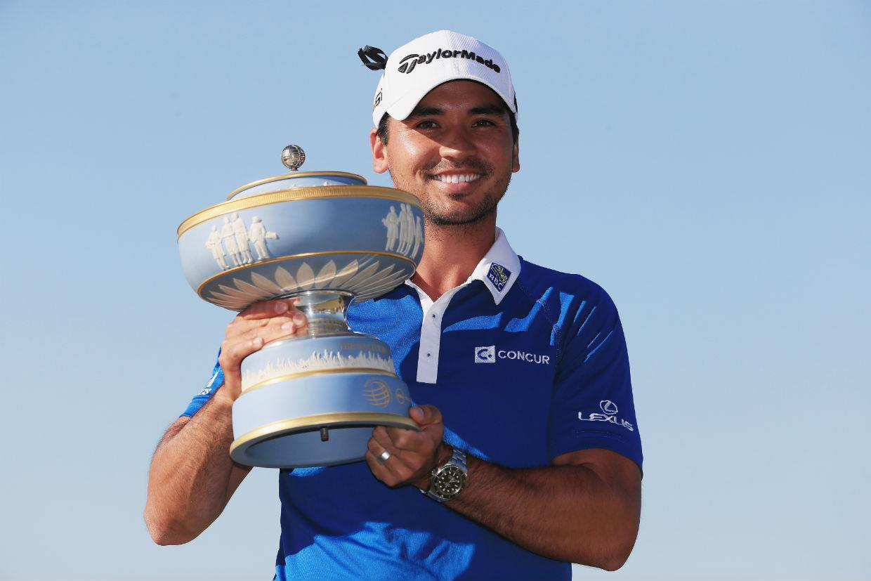 Jason Day breaks down talking about mom's lung cancer