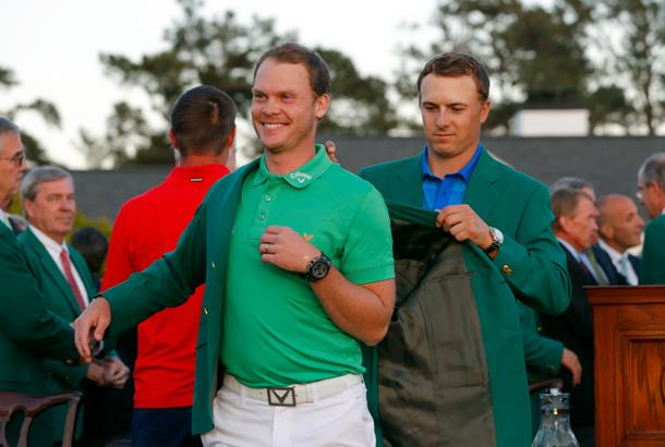 Danny Willett won his first major title at the Masters in 2016