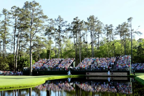 Sergio Garcia wins first Masters in playoff over Justin Rose