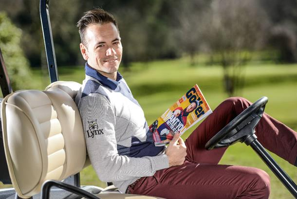 Nick Dougherty will write a monthly column in Today's Golfer magazine