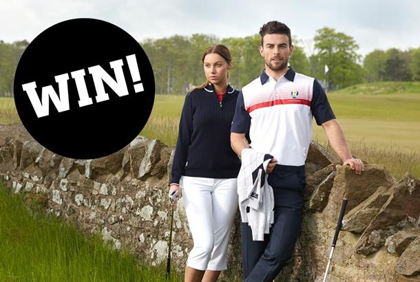 Win a Glenmuir outfit