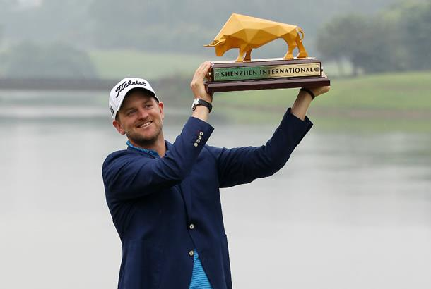 Richie Ramsay tied fourth as Bernd Wiesberger goes four clear in China