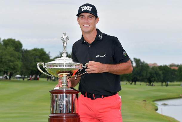Horschel Wins Byron Nelson on First Playoff Hole