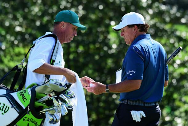 Mickelson, longtime caddie to part ways