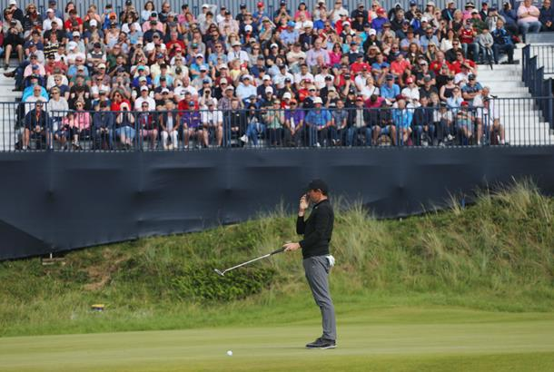 Good Day Sunshine: Nice day, even nicer scores at Open