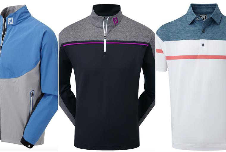 FootJoy launch AW17 collection  21e4d779261