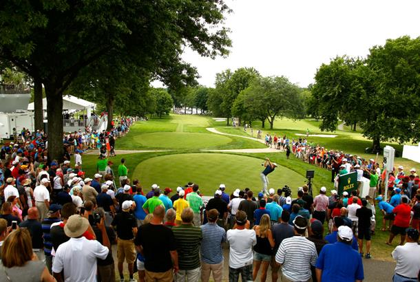 Golf Preview - WGC Bridgestone