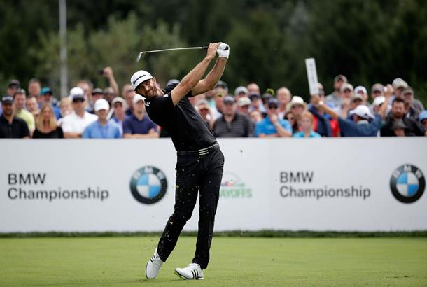 Quick Look at the BMW Championship