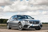 The best luxury cars for golfers: Mercedes-Benz S-Class
