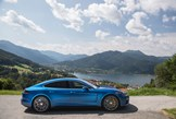 Porsche Panamera: runner-up to the Mercedes S-Class in the Parkers New Car Awards 2018' Best Luxury Car category