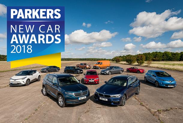 Parkers New Car Awards 2018: the best new cars on sale today