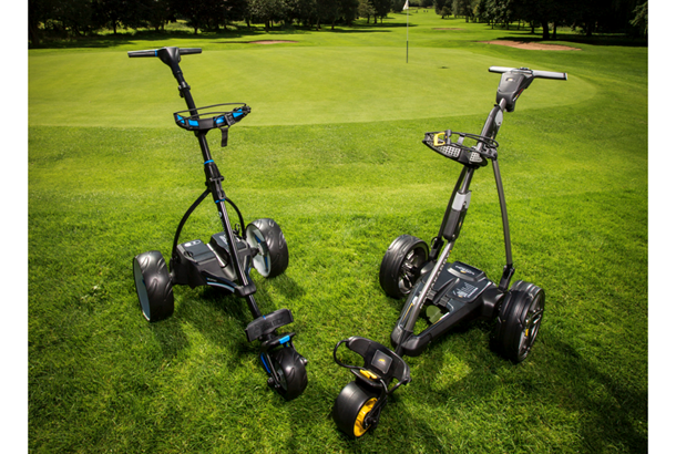 REVIEW: GPS golf trolleys | Today's Golfer