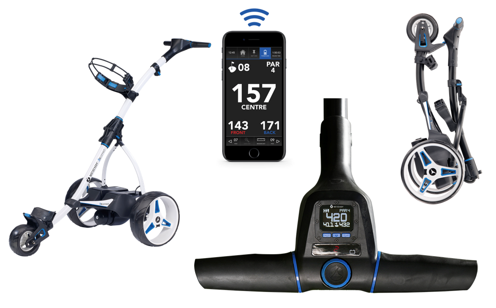 Motocaddy S5Connect