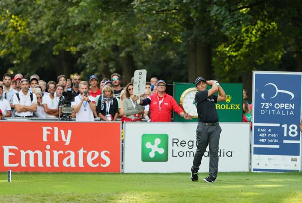 Golf Italian Open