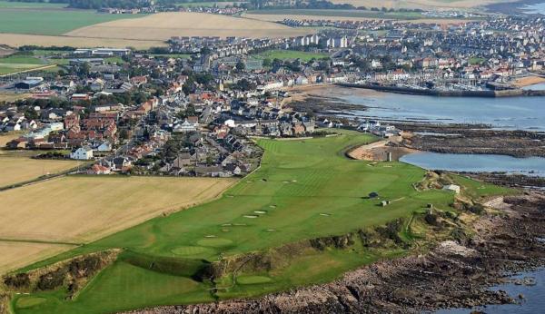Anstruther fife golf