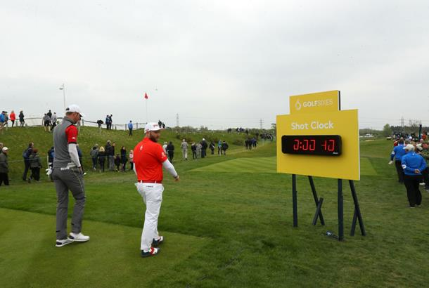Shot Clock to debut on European Tour in Austria in 2018 | Today's Golfer
