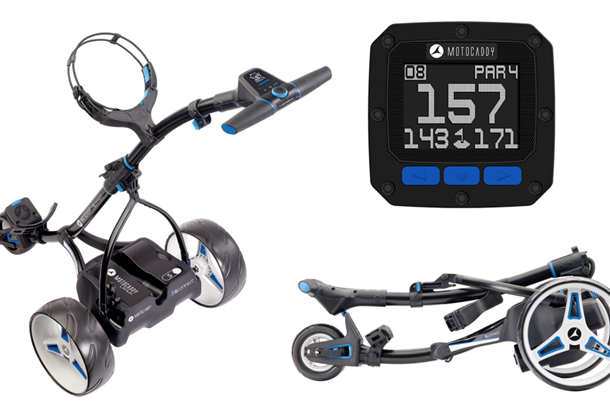 Motocaddy S5 Connect Trolley Review | Equipment Reviews | Today's Golfer
