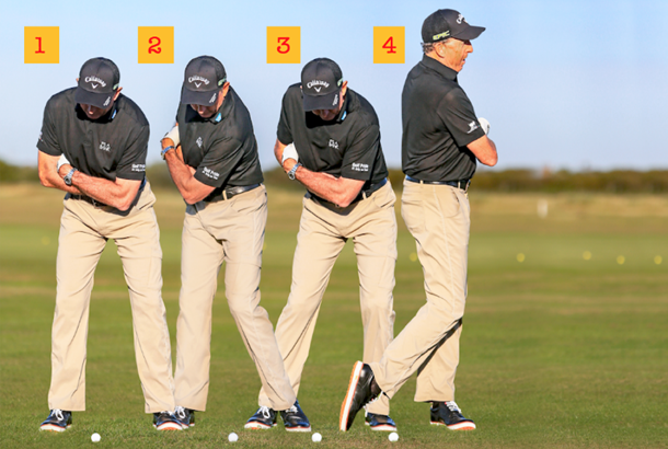 David Leadbetter: How to improve your consistency with 3