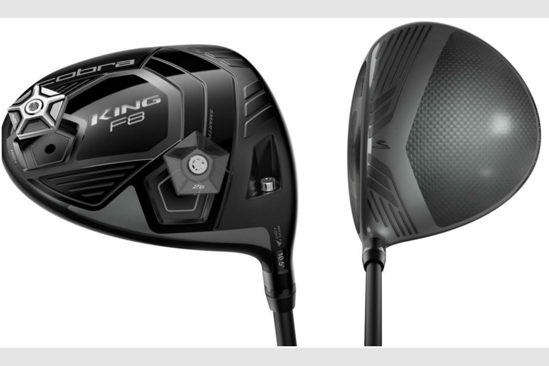 Cobra King F8 Driver Review Equipment Reviews Today S