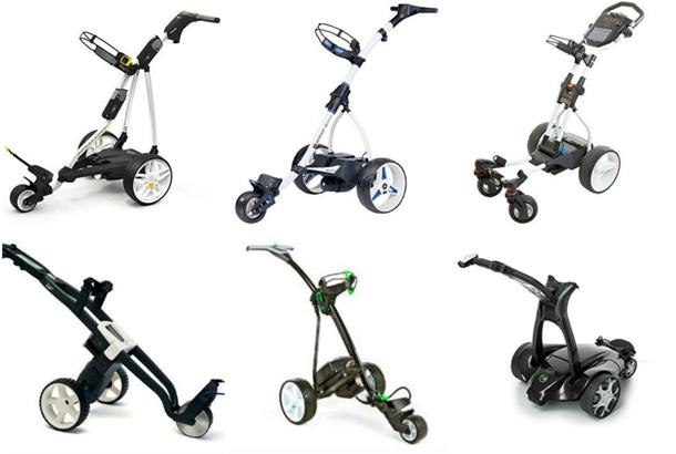Top 10 Electric Golf Trolleys | Today's Golfer