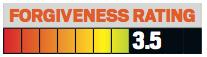 Iron forgiveness rating