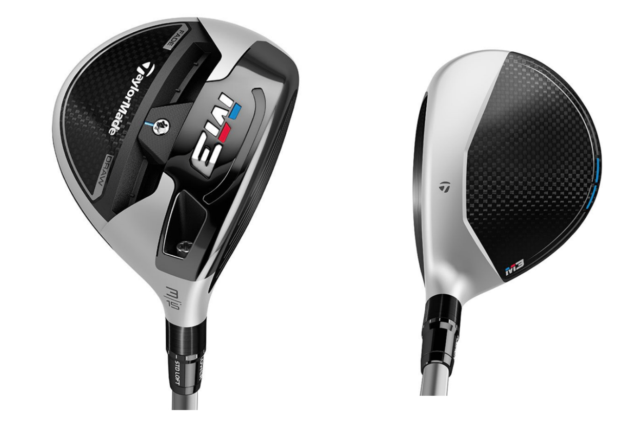 New taylormade m3 fairway wood