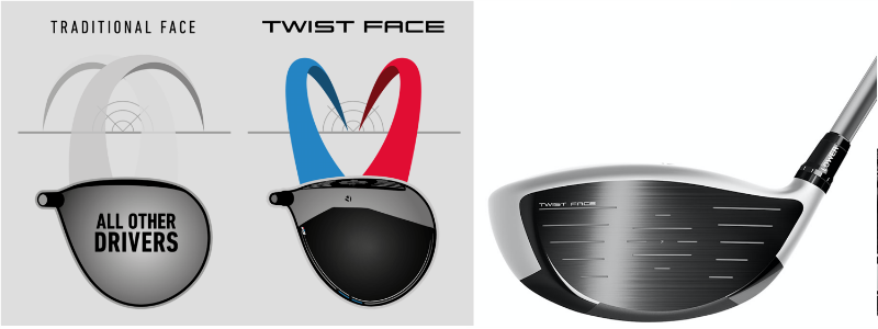 Twist face