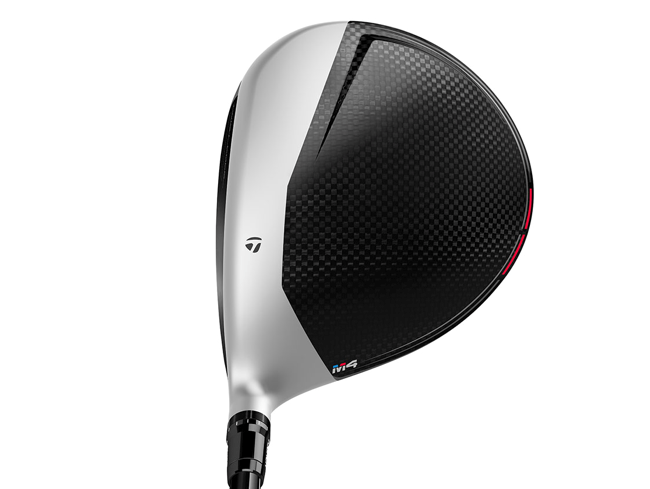 TaylorMade M4 driver address