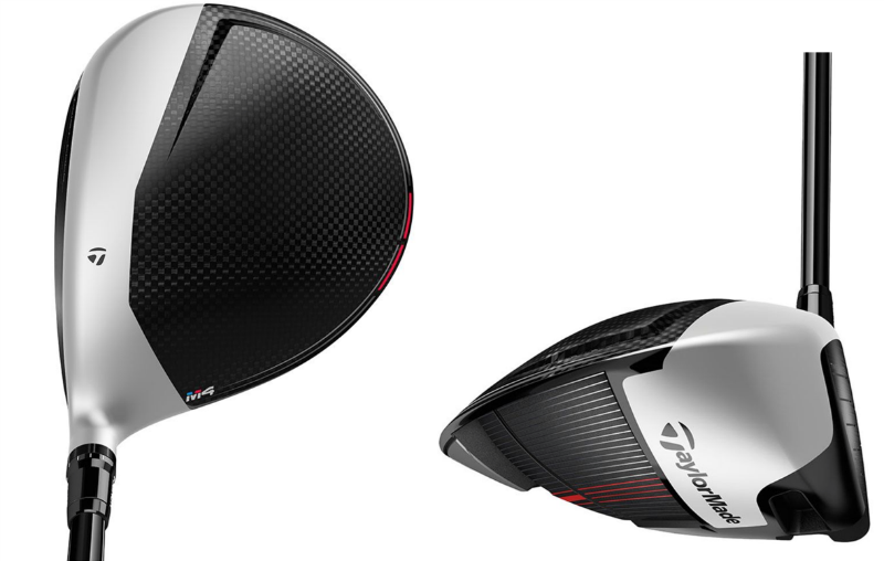taylormade m4 driver crown