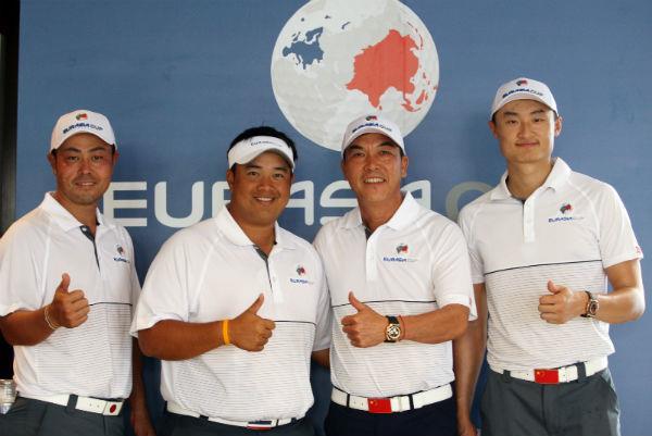 Team Asia