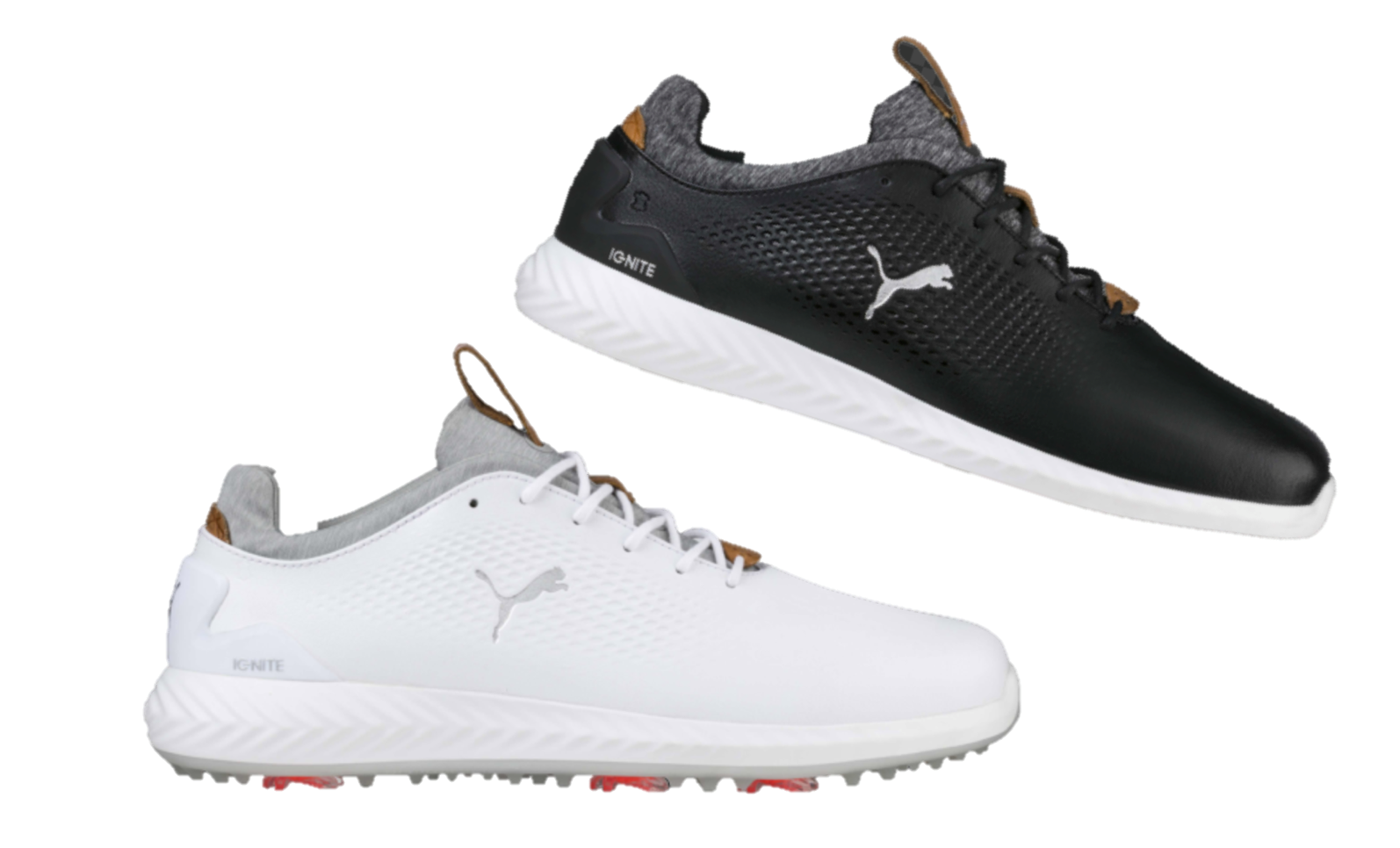Golf Shoes Full Grain Leather
