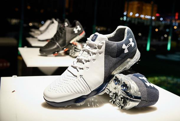 59b28f5feab First look  Under Armour Spieth 2 shoes