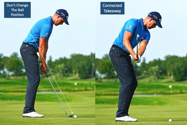 Henrik Stenson Ball Striking Tips Today S Golfer