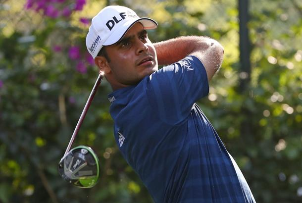 'Humble' Shubhankar Sharma eyes Indian Open golf title