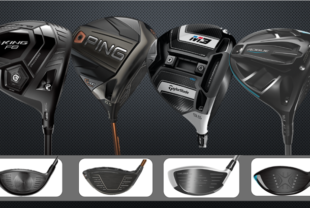 Allow Us To Have A More Flexible Face Create Energy In The Direction Of Impact And Still Remain Conforming Rules Golf Rogue Driver