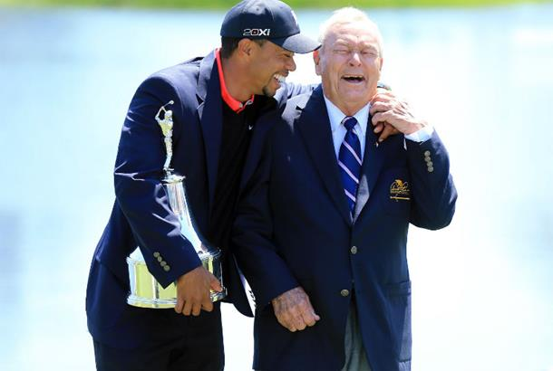 ... heads to Bay Hill for the Arnold Palmer Invitational this week, and all eyes are on the eight time champion as he returns for the first time since 2013.