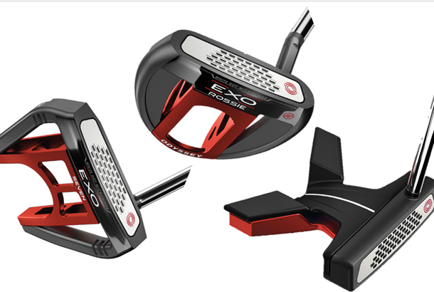 Odyssey reveal new EXO high-MOI mallet putter line | Today's Golfer