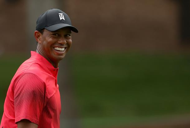 Tiger Woods confirms entry to 2018 Open at Carnoustie