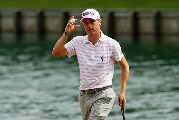 Justin Thomas displaces Dustin Johnson as World Number 1